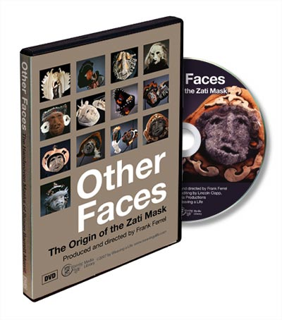 Other Faces - The Origin of the Zati Mask