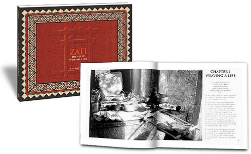 ZATI The Art of Weaving a Life